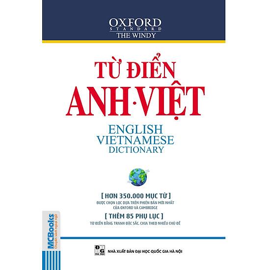 Từ Điển Anh – Việt (Hơn 350.000 Từ)