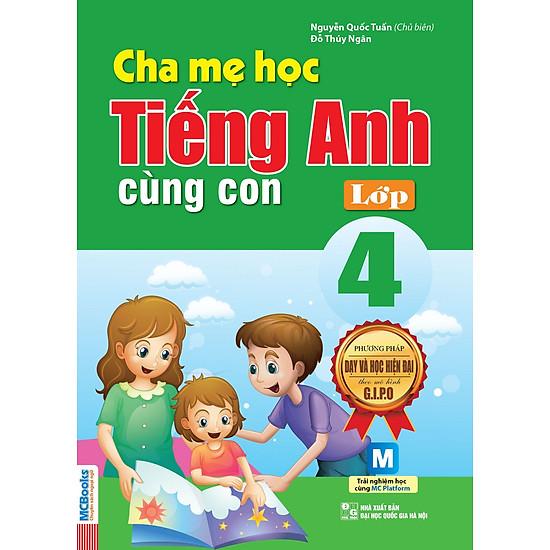 Cha Mẹ Học Tiếng Anh Cùng Con Lớp 4