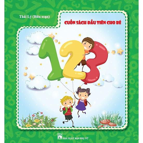 [Download Sách] Cuốn Sách Đầu Tiên Cho Bé 123