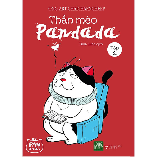 Thần Mèo Pandada (Tập 1)
