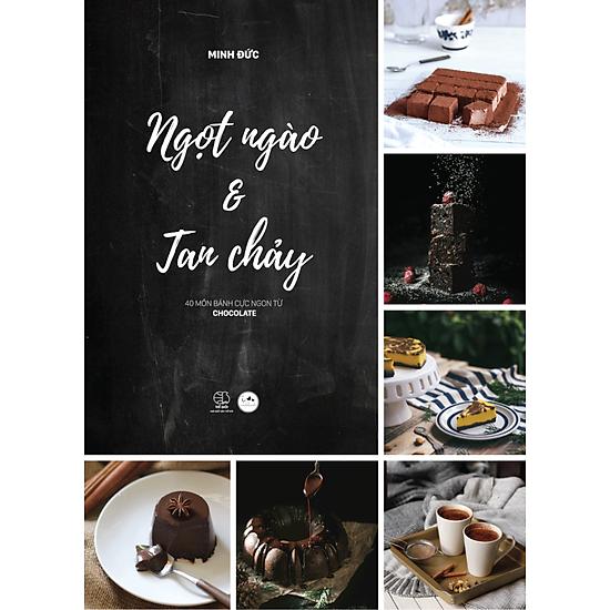 I Love Cookbook – Ngọt Ngào Và Tan Chảy