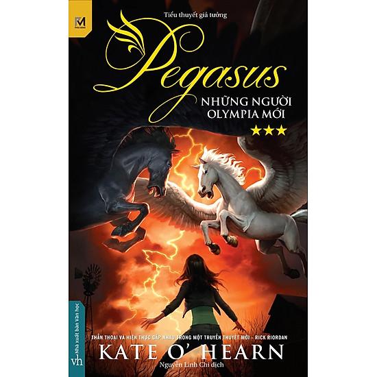 [Download sách] Pegasus (Tập 3) - Những Người Olympia Mới (Tặng Kèm Postcard)