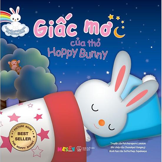 Phát Triển Trí Thông Minh Cùng Thỏ Hoppy Bunny – Giấc Mơ Của Thỏ Hoppy Bunny
