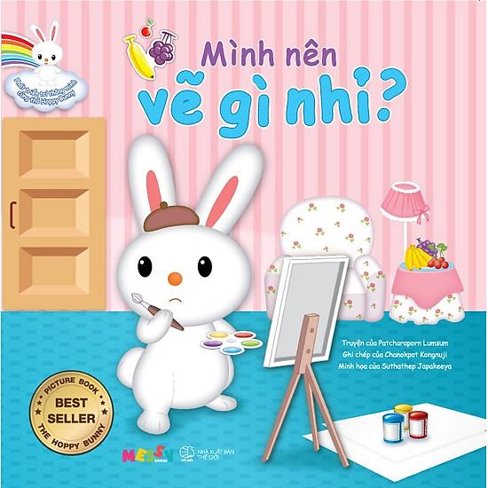 Phát Triển Trí Thông Minh Cùng Thỏ Hoppy Bunny - Mình Nên Vẽ Gì Nhỉ?