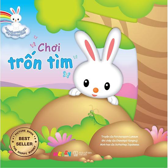 Phát Triển Trí Thông Minh Cùng Thỏ Hoppy Bunny – Chơi Trốn Tìm