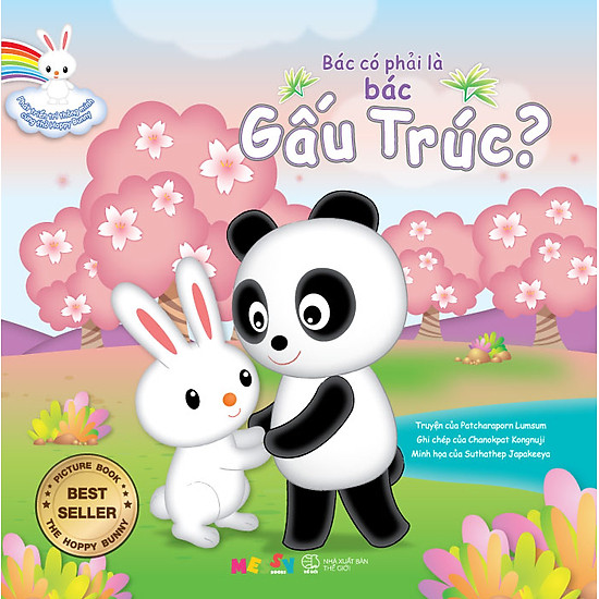 Phát Triển Trí Thông Minh Cùng Thỏ Hoppy Bunny - Bác Có Phải Là Bác Gấu Trúc?