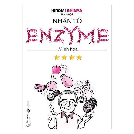 [Download Sách] Nhân Tố Enzyme 4 - Minh Họa