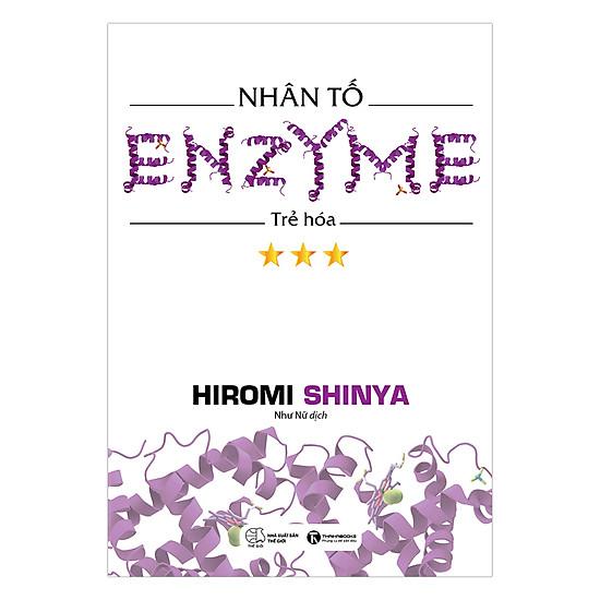 [Download Sách] Nhân Tố Enzyme – Trẻ Hóa