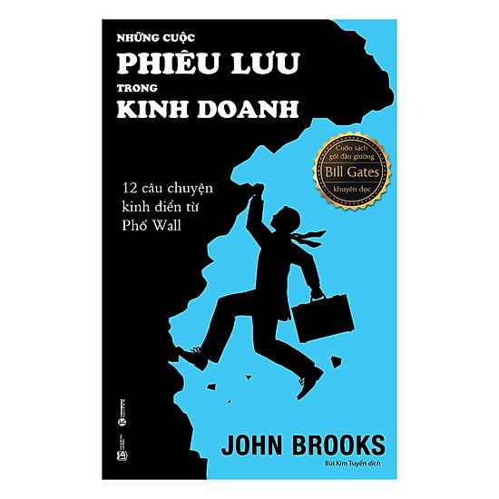Những Cuộc Phiêu Lưu Trong Kinh Doanh - EBOOK/PDF/PRC/EPUB