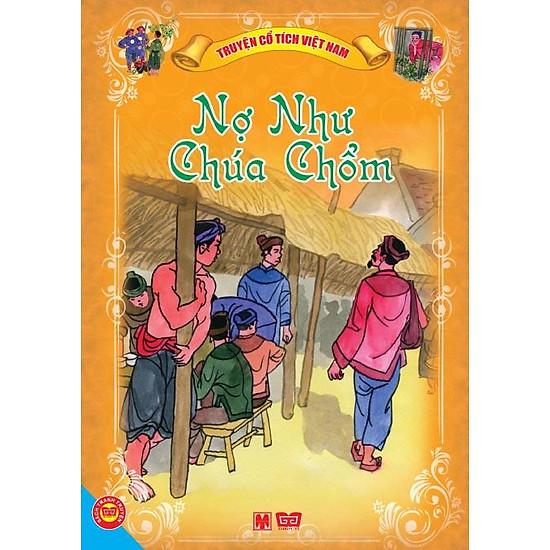 [Download Sách] Cổ Tích Việt Nam - Nợ Như Chúa Chổm