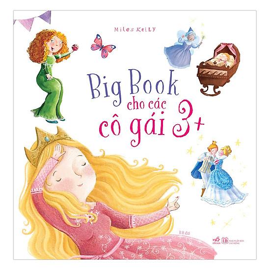[Download Sách] Big Book Cho Các Cô Gái 3+