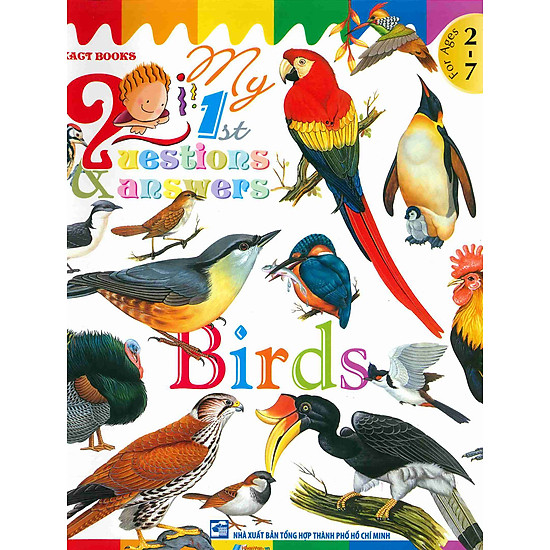 My First Questions & Answers – Birds