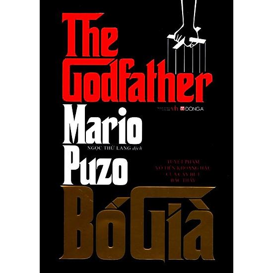 [Download Sách] Bố Già (Tái Bản 2015) - Mario Puzo