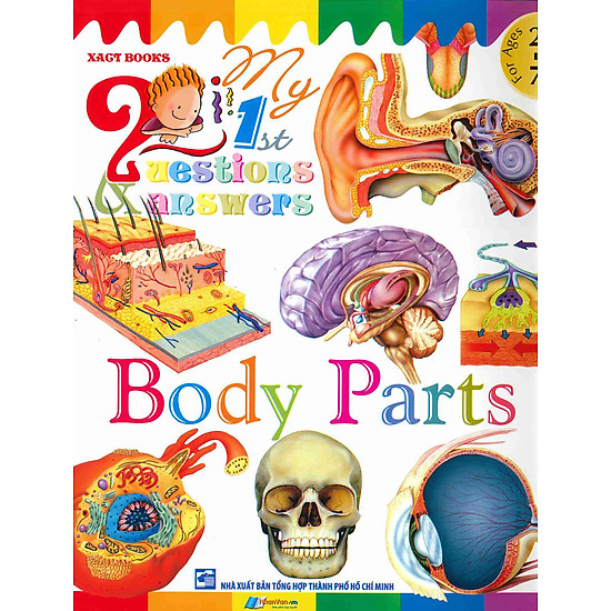 My First Questions & Answers – Body Parts