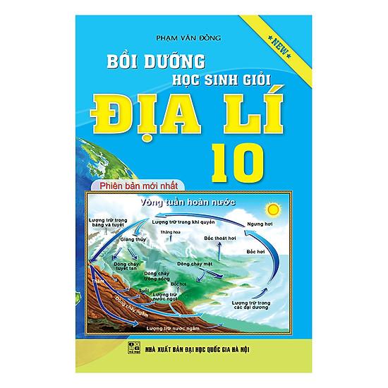 [Download Sách] Bồi Dưỡng Học Sinh Giỏi Địa Lý 10