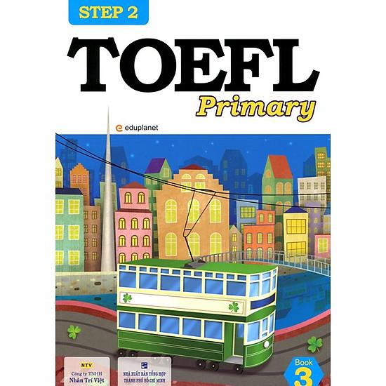 [Download Sách] TOEFL Primary Book 3 Step 2 (Kèm CD)