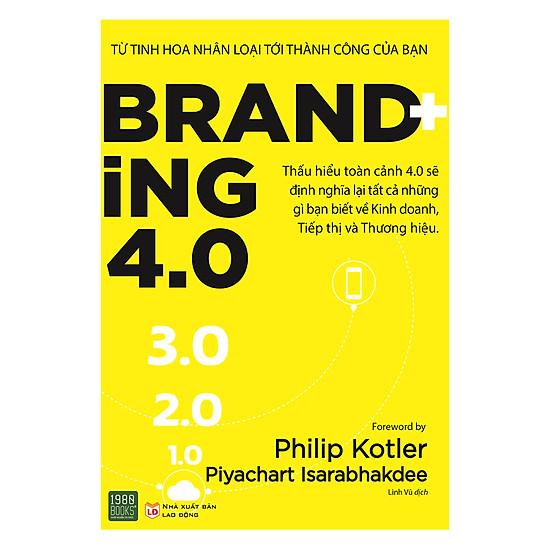 [Download sách] Branding 4.0