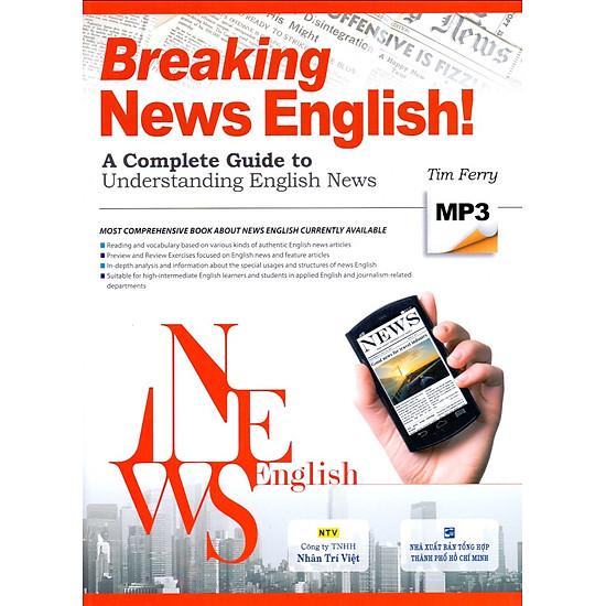 Breaking News English (Kèm Đĩa MP3)