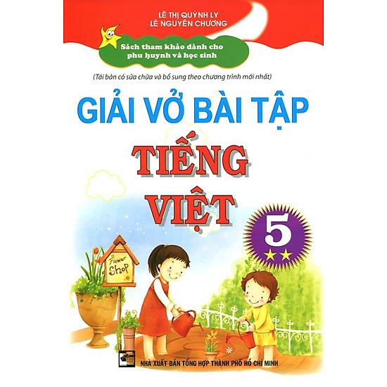 Giải Vở Bài Tập Tiếng Việt Lớp 5 (Tập 2) (2010)