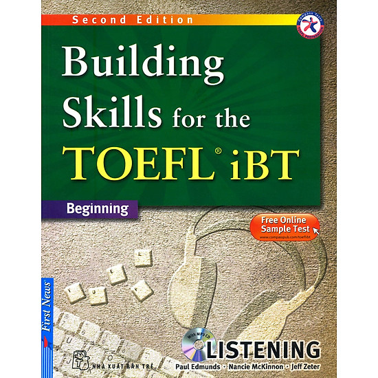 Building Skills For The Toeft IBT Beginning – Listenning