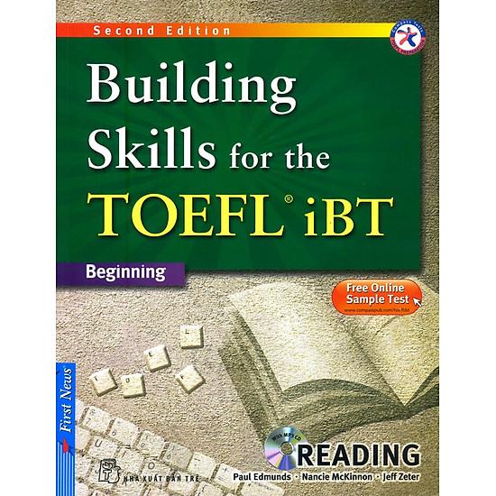 Building Skills For The Toeft IBT Beginning – Reading