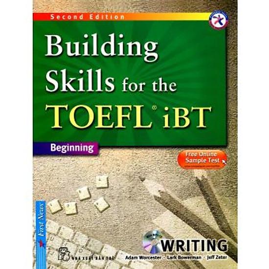 Building Skills For The Toefl IBT - Writing - Kèm CD