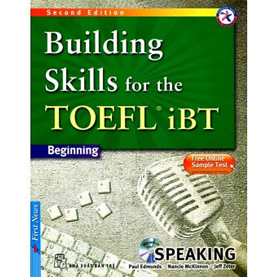Building Skills For The Toefl IBT - Speaking - Kèm CD