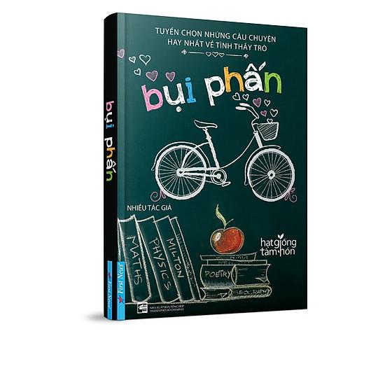 Hình ảnh download sách Bụi Phấn
