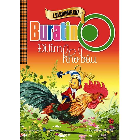 Buratino Đi Tìm Kho Báu (Liên Việt)