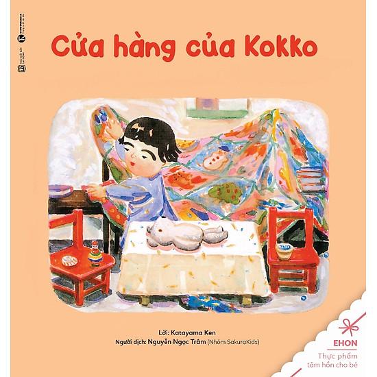 Truyện Ehon – Thực Phẩm Tâm Hồn Cho Bé – Cửa Hàng Của Kokko