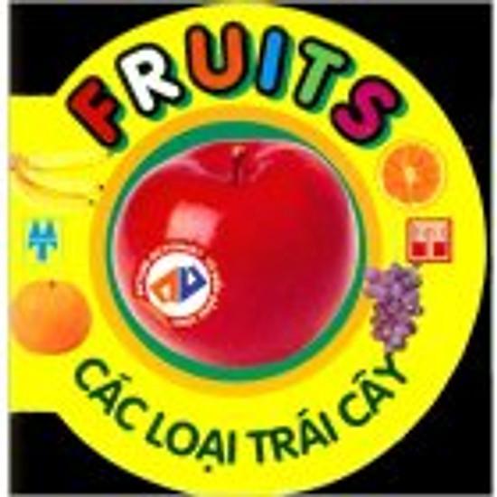 [Download Sách] Từ Điển Anh - Việt Bằng Hình: Fruit - Các Loại Trái Cây