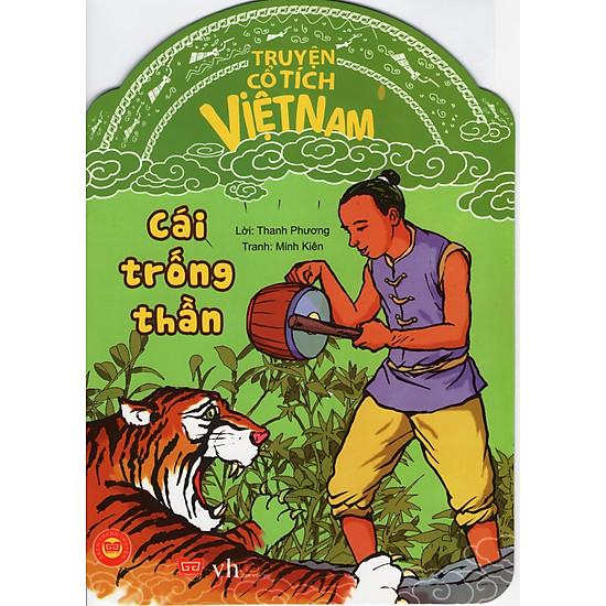 Truyện Cổ Tích Việt Nam – Cái Trống Thần