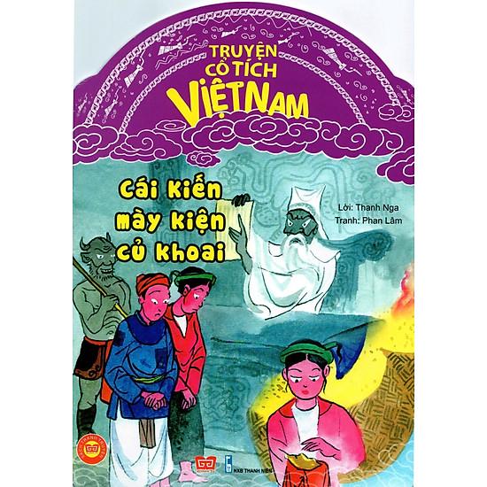 [Download Sách] Truyện Tích Cổ Việt Nam - Cái Kiến Mày Kiện Củ Khoai