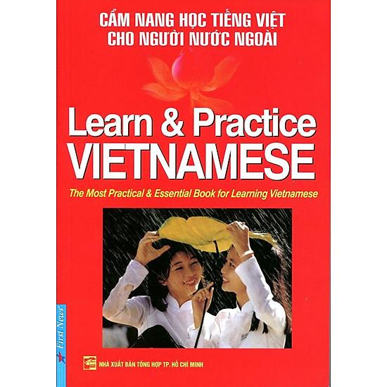 Cẩm Nang Học Tiếng Việt Cho Người Nước Ngoài (Tái Bản)