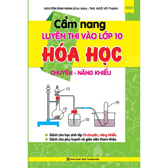[Download Sách] Cẩm Nang Luyện Thi Vào Lớp 10 Hóa Học Chuyên - Năng Khiếu