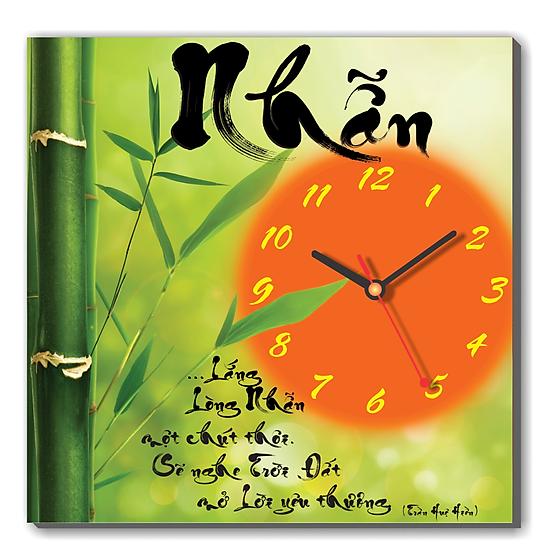 Tranh Đồng Hồ Dyvina 1T3030-35 - Nhẫn