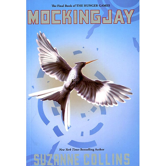 MockingJay (The Final Book Of The Hunger Games) - Paperback
