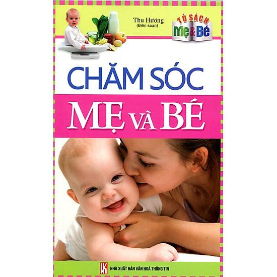 Tủ Sách Mẹ & Bé – Chăm Sóc Mẹ Và Bé