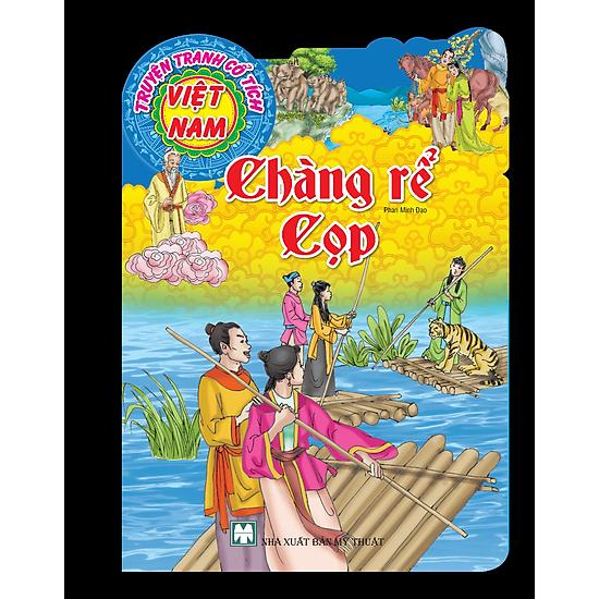 Truyện Tranh Cổ Tích Việt Nam – Chàng Rể Cọp (Tái Bản)