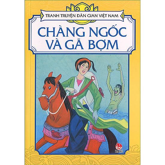 Tranh Truyện Dân Gian Việt Nam – Chàng Ngốc Và Gã Bợm