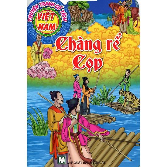 Truyện Tranh Cổ Tích Việt Nam - Chàng Rể Cọp