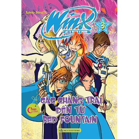 Winx Club - Các Chàng Trai Đến Từ Red Fountain