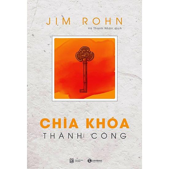 Bộ Sách Jim Rohn – Chìa Khóa Thành Công
