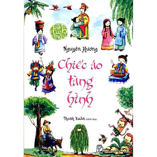 Cổ Tích Mới - Chiếc Áo Tàng Hình - EBOOK/PDF/PRC/EPUB