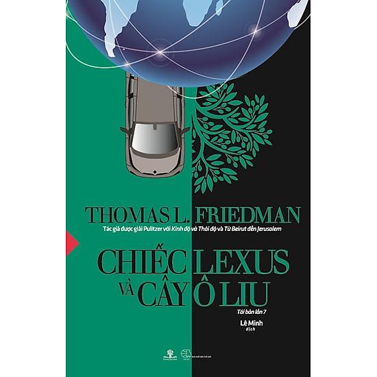 Chiếc Lexus & Cây Oliu
