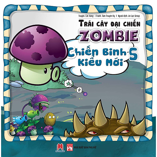 Trái Cây Đại Chiến Zombie (Tập 5) – Chiến Binh Kiểu Mới