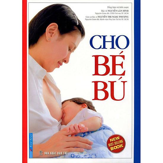 [Download sách] Cho Bé Bú