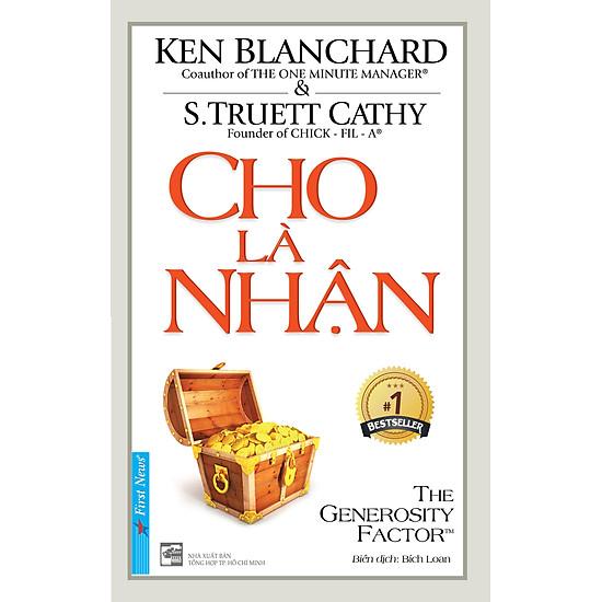 Cho Là Nhận (Tái Bản) – Trí Việt