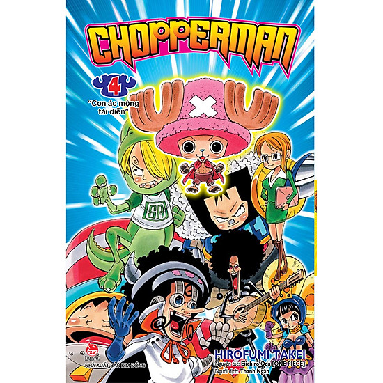 Chopperman – Tập 4