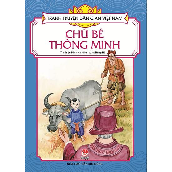 Tranh Truyện Dân Gian Việt Nam - Chú Bé Thông Minh